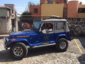 Jeep Wrangler Yj 1994 - Para Conocedores