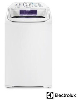 Lavadora De Roupas Electrolux 16kg Branca Com 12 Programas