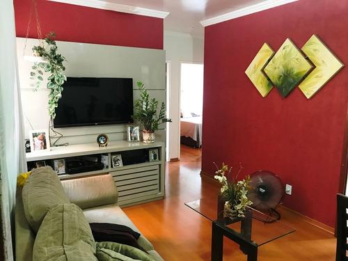 Apartamento 03 Quartos, Suíte, 01 Vaga. - Pr2805