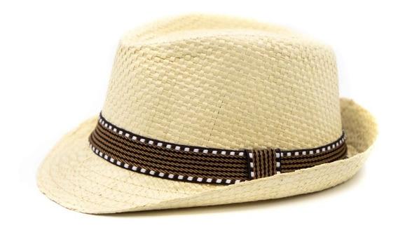 Sombrero Tipo Fedora Para Niño De 2-5 Años 04562