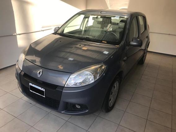 Renault Sandero 2012. Confort 1.6 16v
