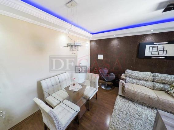Apartamento Com 2 Dormitórios À Venda, 48 M² Por R$ 180.000 - Jardim São Miguel - Ferraz De Vasconcelos/sp - Ap4766