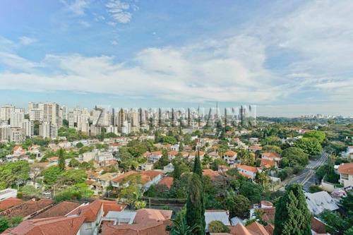 Imagem 1 de 15 de Apartamento - Pacaembu - Ref: 134511 - V-134511