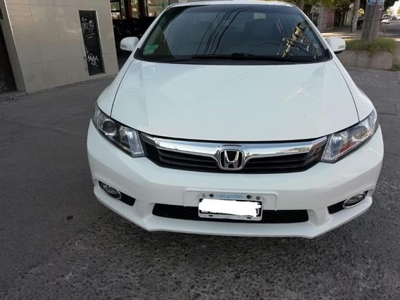 Honda Civic Exs At 2012