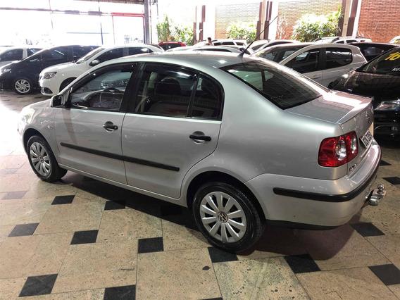 Volkswagen Polo Sedan 1.6 Mi 8v Flex 4p Manual 2007 2008