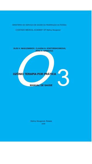 Manual Russo Ozonioterapia