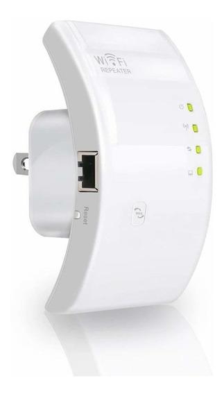 Repetidor De Wifi Wireless 300mbps Wavlink Bivolt