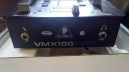 Mixer Dj 100 Usb Brhering