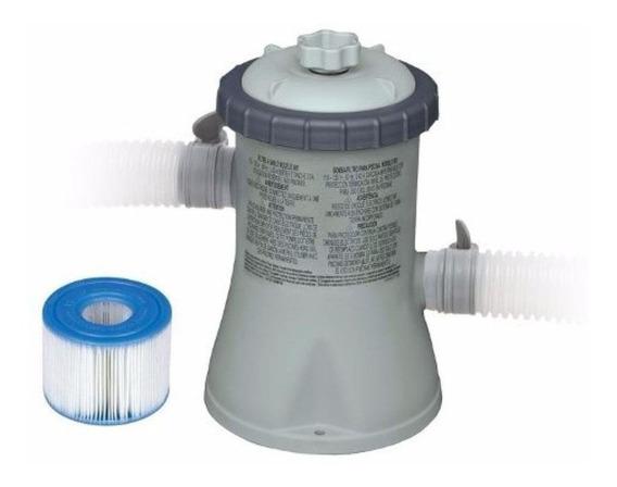 Bomba Filtrante 110v Para Piscina 1.250 L/h - Intex