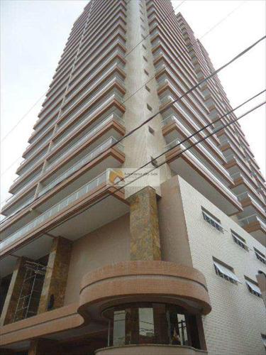 Apartamento Com 2 Dorms, Guilhermina, Praia Grande - R$ 455.000,00, 101,28m² - Codigo: 3214 - V3214