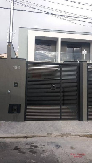 Sobrado Com 3 Suítes ( Uma Com Sacada ) À Venda, 110 M² Por R$ 530.000 - Vila Formosa - São Paulo/sp - So0188