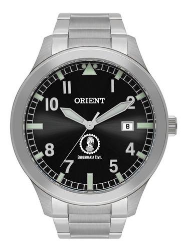 Relógio Orient Masculino Mbss1361 Fe01 Formatura Eng Civil