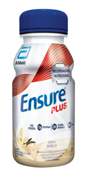 Venta Ensure Plus Drink 42 Unidades.