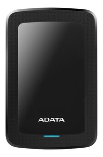 Disco duro externo Adata HV300 AHV300-2TU31 2TB negro