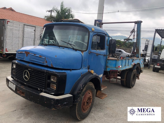Mb 1113 Toco Poliguindaste Ano 1973