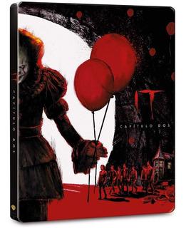 It 2 (eso 2) - Steelbook (br+dvd) [blu-ray]