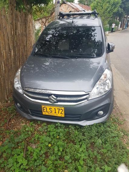 Suzuki Ertiga Ertiga,mecánica