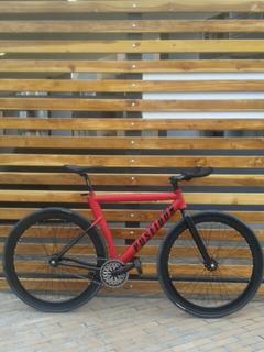 Bicicleta Fixie Poseidon Tenedor Aluminio Envio Gratis Fixed