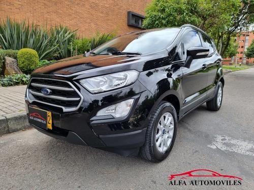 Ford Ecosport Se 2.000cc A/t C/a 2018