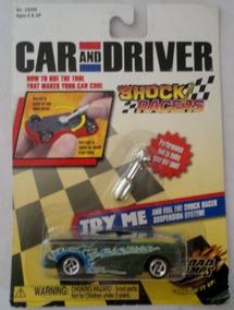 Linda Miniatura Veículo Road Champs Car And Driver 2000 !!!