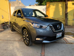 Nissan Kicks 1.6 Exclusive At Cvt 2017 Piel Camara 360