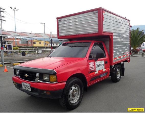 Chevrolet Luv 2300 Furgon Chevrolet Luv En Mercado Libre Colombia