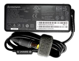 Cargador P Lenovo 65w Ibm Thinkpad T400 T410 T420 T430 T510