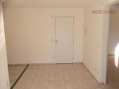 Apartamento Para Alugar, 47 M² Por R$ 550,00/mês - Parque São João - Bauru/sp - Ap1605