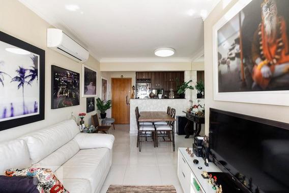 Apartamento No 22º Andar Com 3 Dormitórios E 2 Garagens - Id: 892956825 - 256825