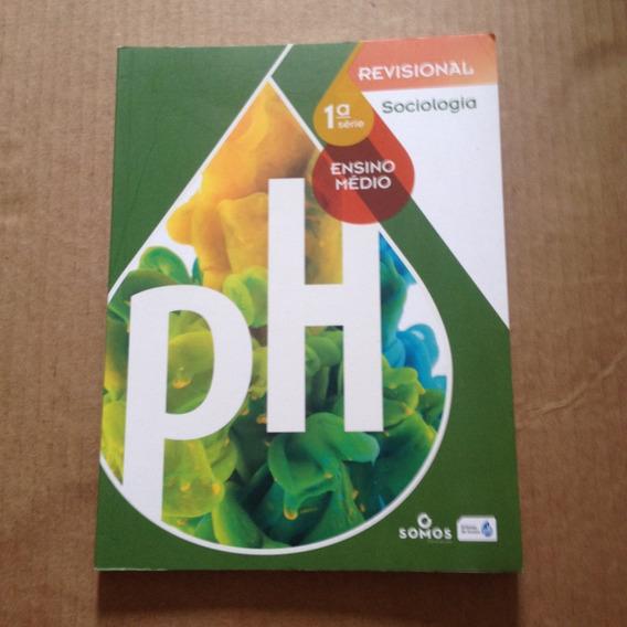 Livro Revisional Sociologia 1ª Série Ensino Médio Ph T2