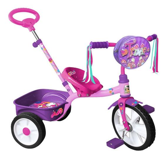 Triciclo Apache Trixie 947 Cajuela Y Baston