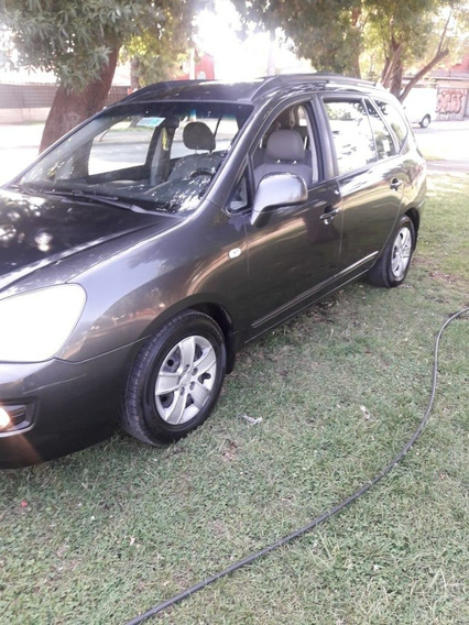 Kia Carens Full 3 Corridas Asiento Impecable Mecanica
