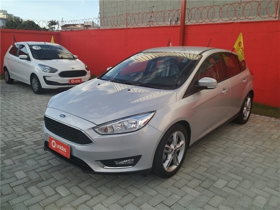Ford Focus 1.6 Se 16v Flex 4p Manual