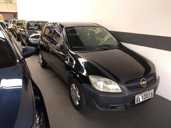 Chevrolet Celta 1.0 Life Flex Power 5p 2010 Ac Auto Maior