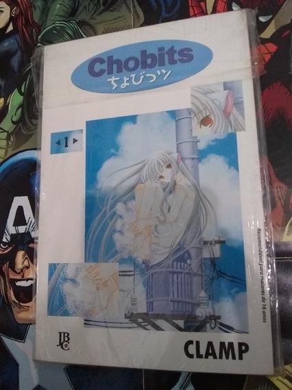 Chobits Vol. 1 Jbc Nova Edição