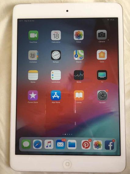 iPad Mini Prata Com Tela De Retina
