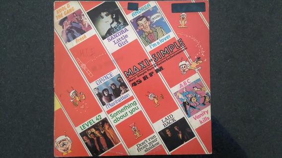 Maxi Simple Vinilo Andrea Sandra Grace Abc Musikmercadolibre