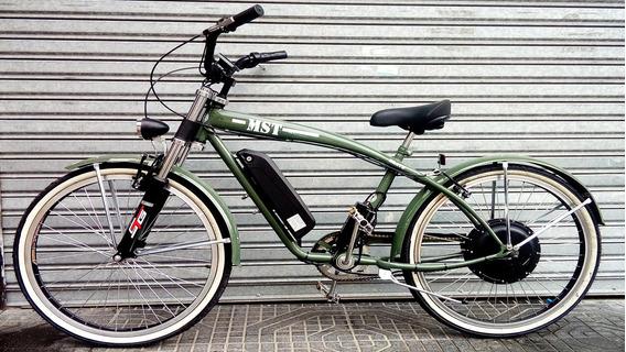 Ebike Musetta 350w 40km/h Bicicleta Eléctrica Motor Litio *