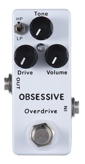 Pedal Obsessive Overdrive Mosky Baseado No Famoso Ocd