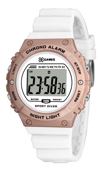 Relógio Pulso X-games - Feminino - Xfppd057-bxbx