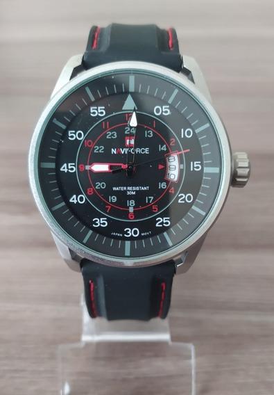 Relógio Naviforce Nr. 9044 - Casual E Fashion