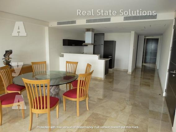 Departamento En Renta 2 Recámaras Sin Muebles En Sky Cancùn Residences Av Bonampak, Puerto Cancun