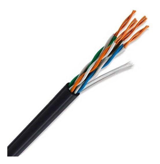 10mt De Cable Utp Nivel 5 Exteriores Otiesca