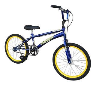 Bicicleta Rod 20 Cross Bmx Varon, Varios Colores, Fabrica