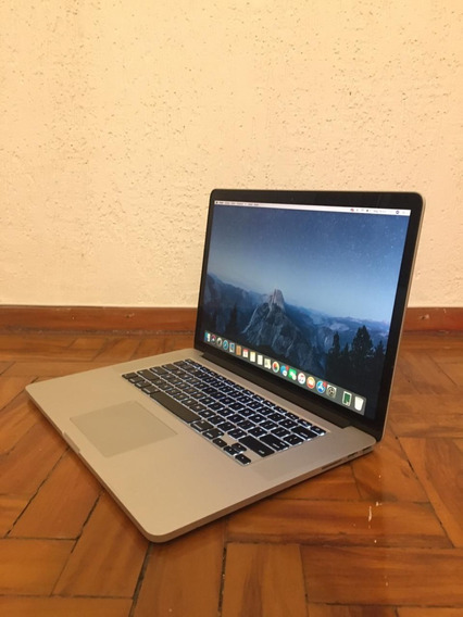Macbook Pro Retina Apple 15,4