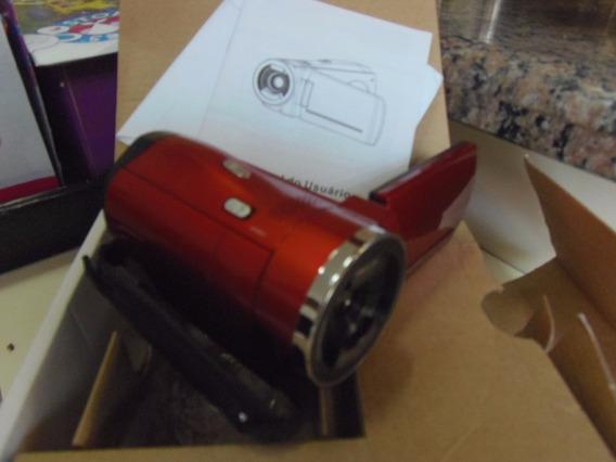 Filmadora De Mão 1,3 Megapixel