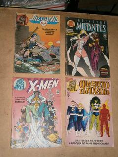 Grandes Herois Marvel - Raridades 2 Gibi Por R$ 15,00