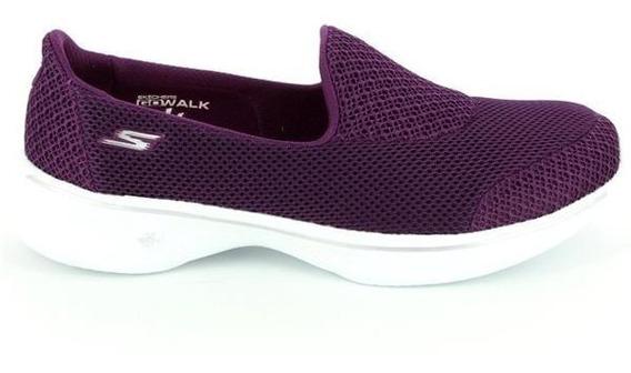 Sapatilha Skechers Go Walk 4 Feminino Original
