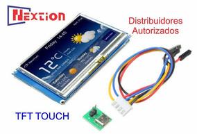 Nextion Hmi 2 4 Touchscreen Para Pic Arduino