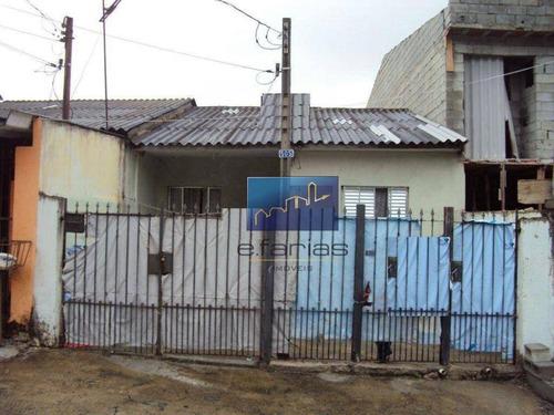 Imagem 1 de 3 de Terreno À Venda, 160 M² Por R$ 220.000,00 - Jardim Tietê - São Paulo/sp - Te0140